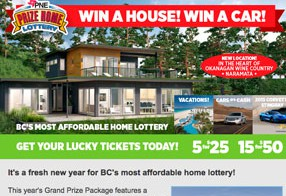 PNE Prize Home Email