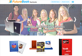 FutureBook Yearbooks Website