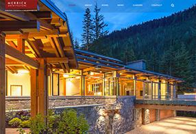 Merrick Architecture Website